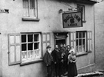 The Bull Inn in the late 19th century
